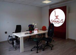 Pisarniška oprema Spinalis